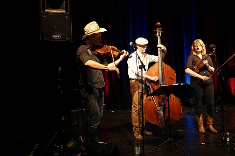The Fabulous Farmer Boys & The Lucky Riders in der Theaterwerkstatt